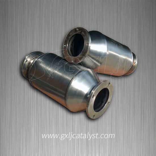Car Parts Catalytic Converter Auto Catalytic Converter (Euro V emission standards) pictures & photos
