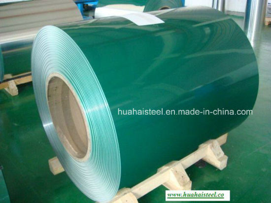 Color Coated Galvanized Steel Sheet in Coil pictures & photos