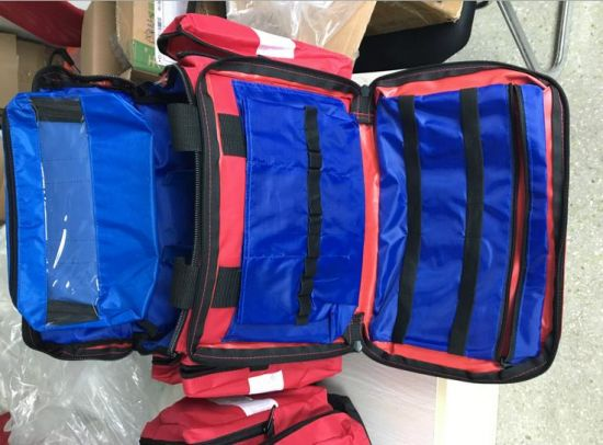 Medical Rescu Response Trauma Big First Aid Kit pictures & photos