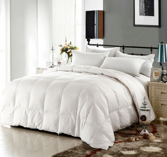 Luxury Comfortable King Size Bed Sheet Sets 100% Cotton/Beautiful Wedding Bed Sheet/Printed Bed Sheet pictures & photos