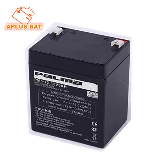 Float Life UPS Battery 12V5ah for Automative Fir Alarm Facilities