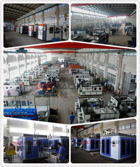 Plastic Water Bottle Stretch Blow Molding Machine pictures & photos