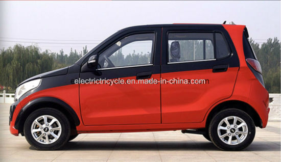 2018 New Electric Urban City Mini Passenger 4 Door SUV Electric Cars pictures & photos
