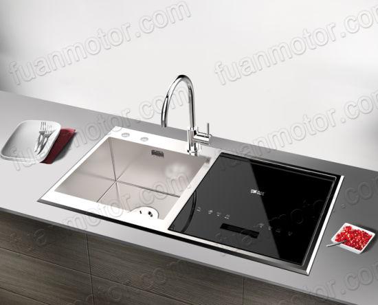 Kitchen Dishwasher In Sink Automatic