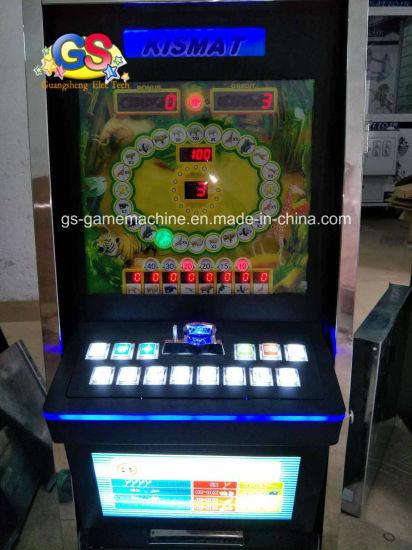 African Most Popular Tanzania Gambling Cheap Metal Slot Machine for Sale