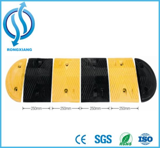 India Market Rubber Speed Hump Speed Breaker pictures & photos