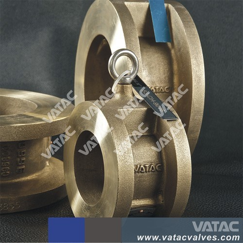 Single Disc Swing Viton Seat Check Valve pictures & photos