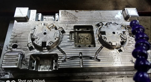 Shroud Micro Board Mold for Electrical Parts pictures & photos