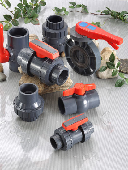 Hot Quality Made in China Era Handle Type Butterfly Valve pictures & photos