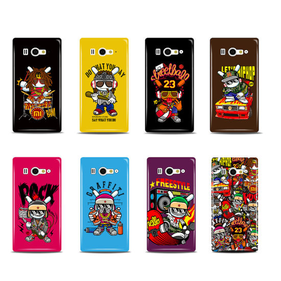 China Provided Various Types Cell Phone Case Custom Funny Cartoon Silk Printing Electroplating Geometric Protective Cover Waterproof Antiskid Mobile Phone Housing China Mobile Phone Housing And Cell Phone Case Price