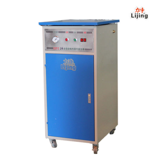 China Electric Steam Generator Industrial Automatic Steam Boiler ...