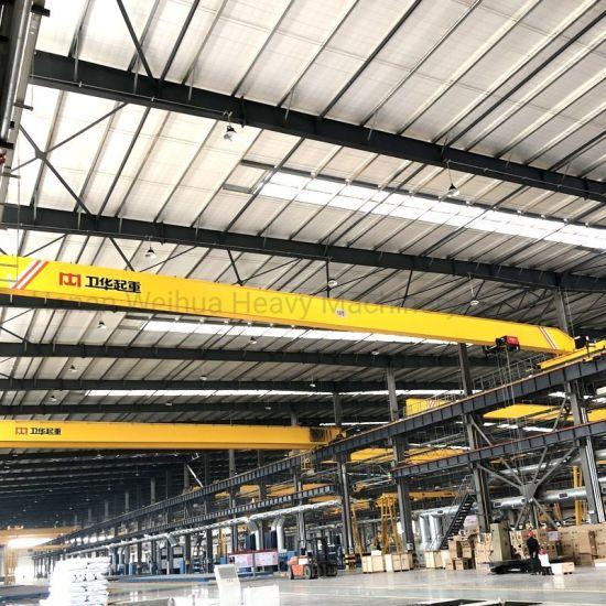 European Standard Manual Material Handling Eot 5t Single Beam Overhead Crane