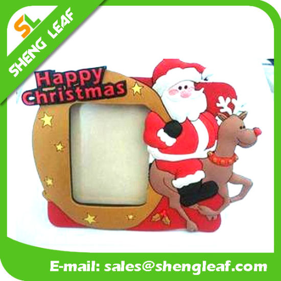 Promotional Gift Price Fashion Photo Frame Key Chain (SLF-MK022) pictures & photos