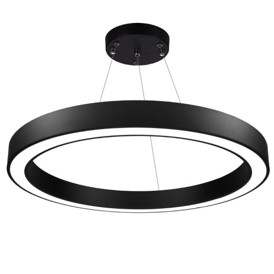 China Custom Diameter Size Round Ring Shape LED Linear