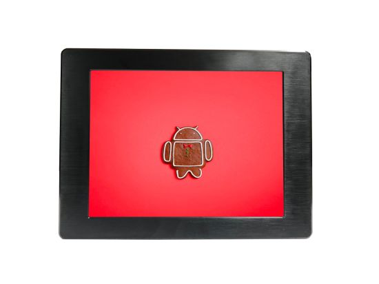 10.4 Inch Industrial Touch Screen Panel Computer, Outdoor Industrial Android Tablet PC