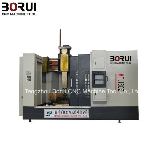Vtl1600 Heavy Duty Metal CNC Double Column Vertical Lathe Machine Price pictures & photos