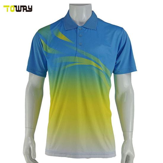 Mens Sport Polo Shirt Custom