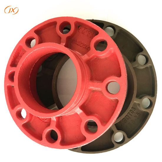China Maunfacture Pipe Fitting Ductile Iron Flange FM/UL Approved pictures & photos
