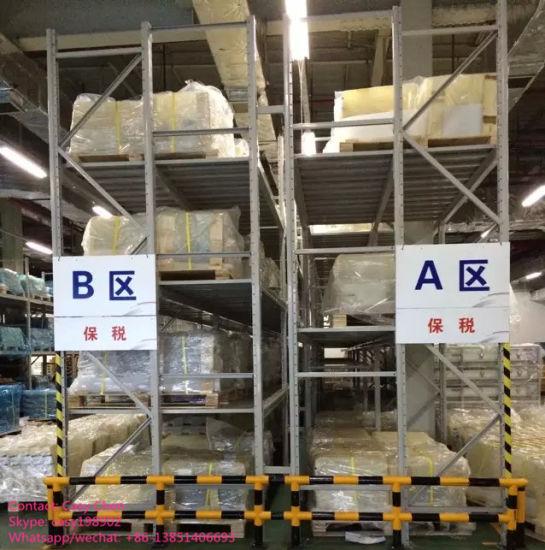 Medium Duty Long Span Metal Shelving for Warehouse Storage