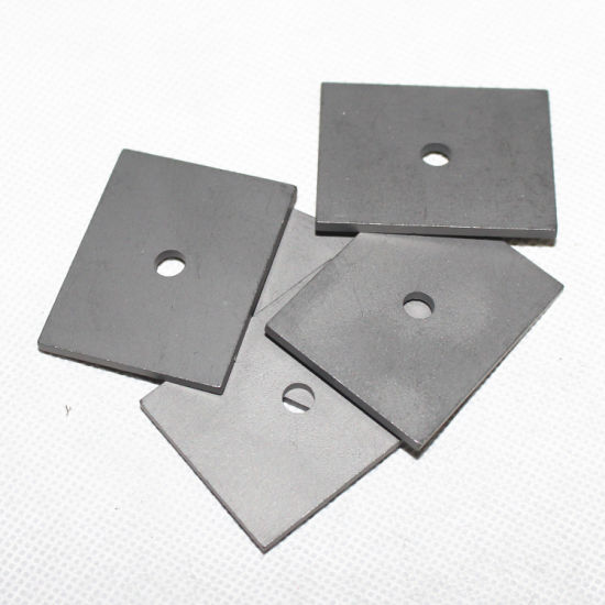 Cemented Carbide Rectangular Band Hole Tamping Pick Used for Welding pictures & photos
