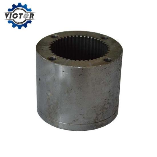 Custom Steel CNC Machining Bushing for Gearbox