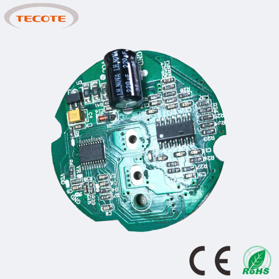 Direct Current Air Cooler Water Pump Motor PCB Card 24V