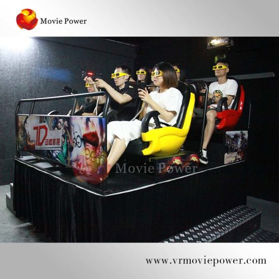 f4e28865d425 China Hot Sale Amazing 5D Movies Cinema 9d Vr Theater - China Cinema ...