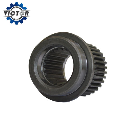 Customized Steel Machining Gear Bushing for Auto Reduction Gearbox