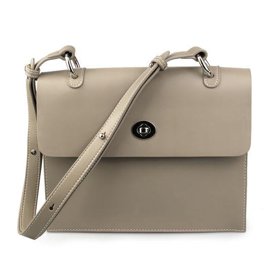 Lady Handbag Genuine Nappa Leather Leisure Crossbody Bag
