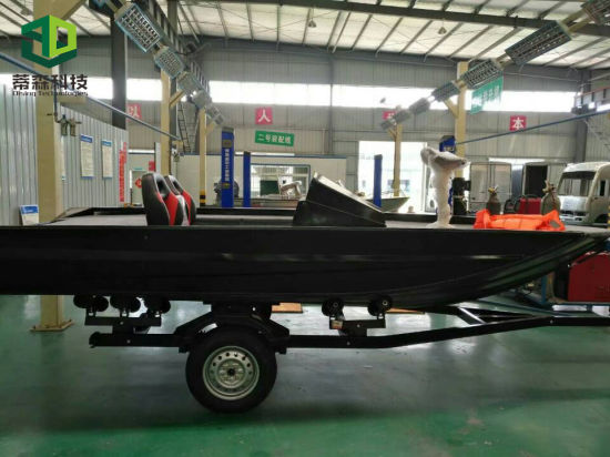China Dising- Best -Sale Outboard Engine Fishing Boat (With