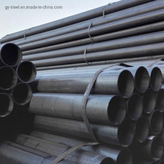 Trade Assurance Rhs 300mm Diameter Mild ERW Round LSAW Steel Pipe