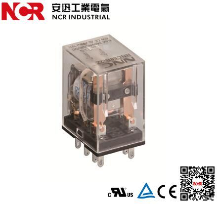 12V General Purpose Relay/Industrial Relays (HHC68B-2Z)