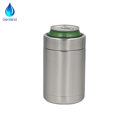 Stainless Steel Double Wall Insulated Bottle Holder (SL-1301)