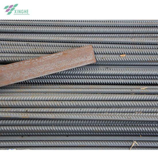 Wholesale Supplier China Hot Rolled Steel Deformed Steel Bar Price