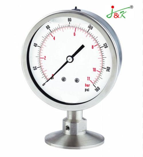Diaphragm-Seal Manometer -Pressure Gauge
