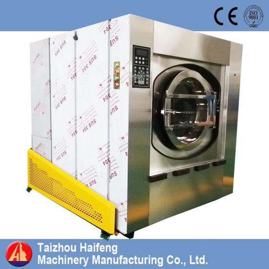 Automatic Tilting Washer Extractor 120kgs for Thailand Market 220lbs Capacity
