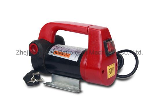 230V Portable Mini Electric Fuel Transfer Pump