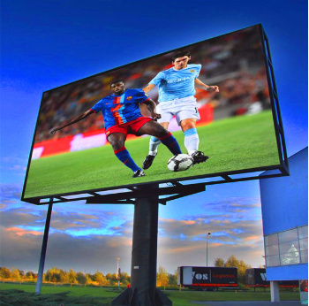 P5/P6/P8/P10mm Outdoor High Brightness Advertising Full Color LED Video Display Panel Screen