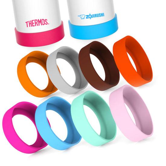 Silicone Pad Sheath Cup Bottom Silicone Ring Anti-Wear and Anti-Drop