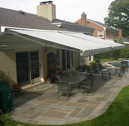 China Hot Sales Patio Used And Manual Retractable Awning Retractable Awnings With Good Quality China Retrackable Awning And Hot Sales Patio Used Price