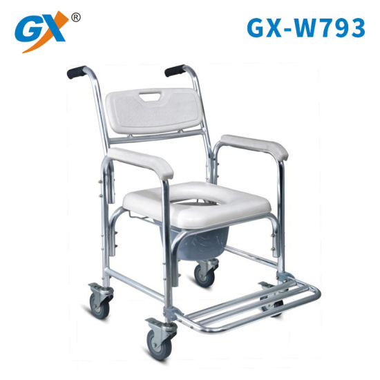 Adult Shower Potty Chairs for Transport