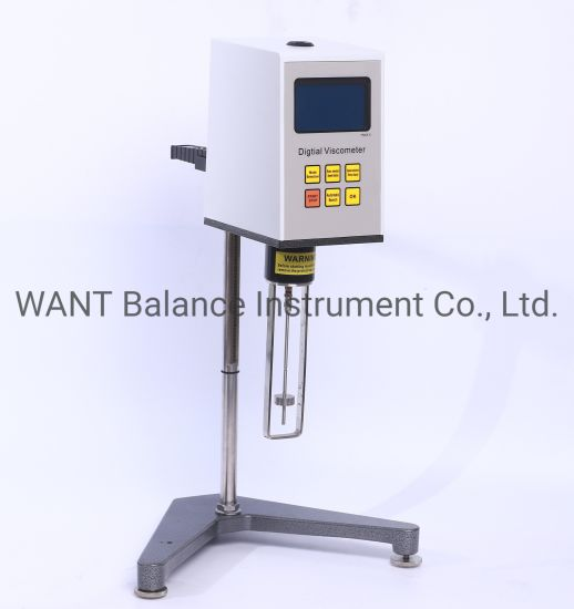 Ndj-5s Ndj-8s DV-1 Laboratory Digital Viscosity Meter