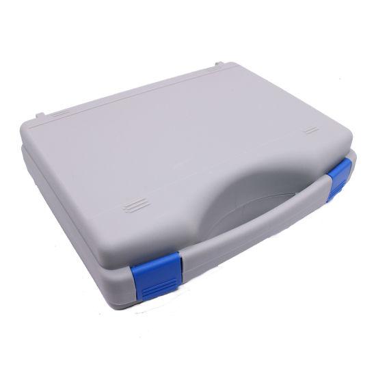 Cheap Storage Case Simple Hard Polypropylene Plastic Tool Case with Foam