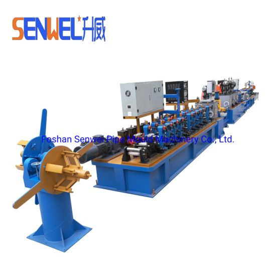 Stainless Steel Petrochemical Industry Pipeline Making Machine