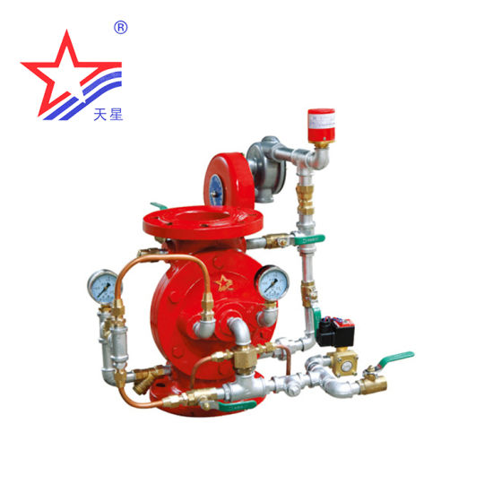 Fire Fighting Deluge Fire Alarm Valve