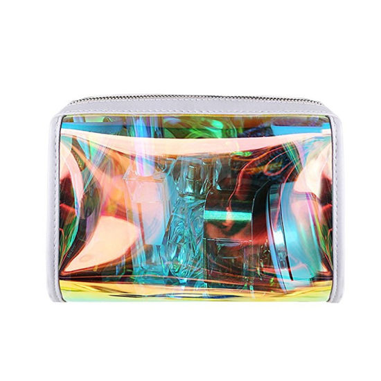 China Manufacturing PVC Make up Pouch Bags for Cosmetics