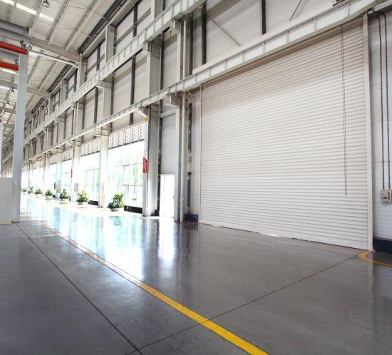Electric Aluminum Alloy Roller Shutter Door Industrial Door Garage Door