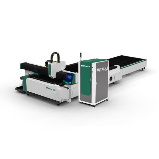 High Configuration Cast Iron Bed CNC Fiber Laser Cutting Machine for Stainless Steel Sheet and Tube