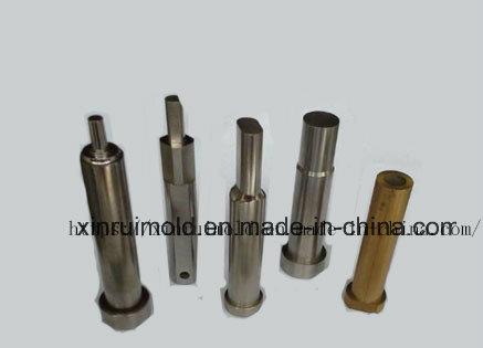 Custom OEM CNC Turning Grinding Brass Printing Punch Pin Pillar