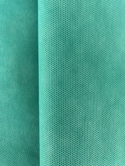 China Medical Disposable Meltblown Fabric Free Sample PP Nonwoven Fabric for Preventing